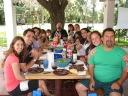 El año que Sergio Parodi nos prestó su quinta para festejar fin de año con la familia